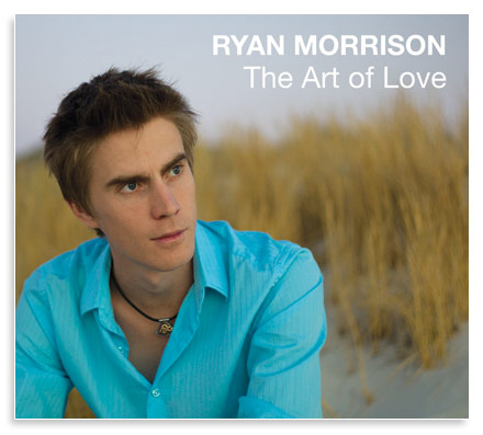 Ryan Morrison - The Art of Love DEBUT ALBUM